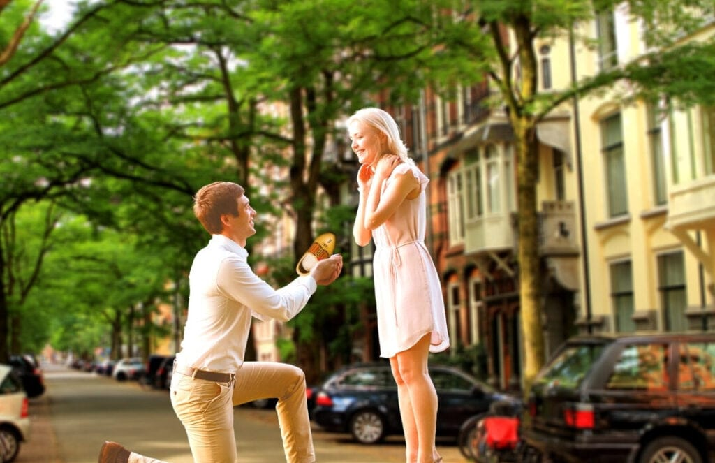 photo-of-Proposing-with-a-clog-netherlands
