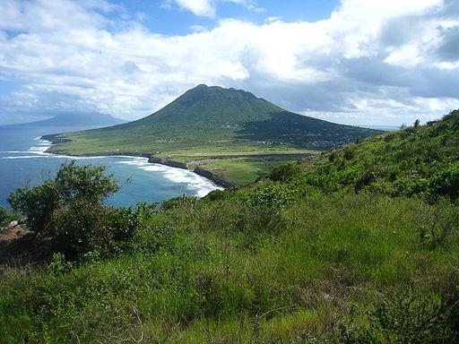 The Quill on Sint Eustatius