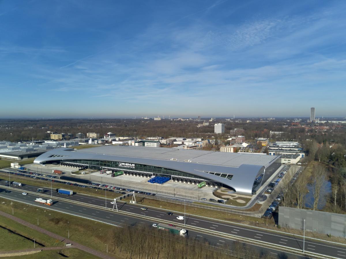 Rhenus building in Tilburg