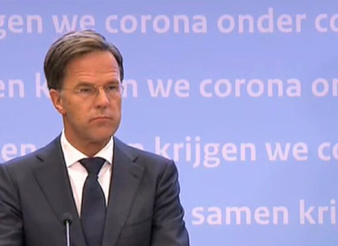 Dutch-Prime-Minister-Mark-Rutte-giving-a-press-confernce-in-the-Netherlands