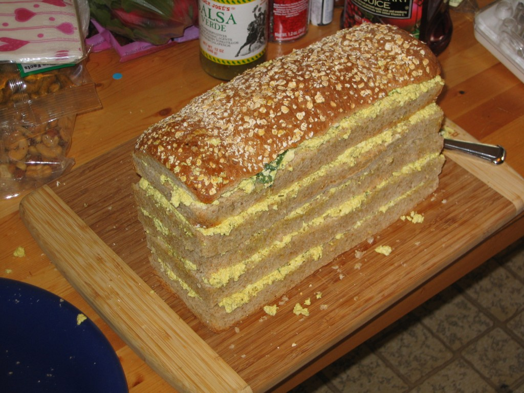 Sandwich picture