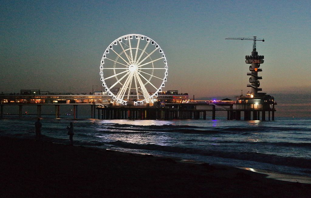 romantic activities in scheveningen
