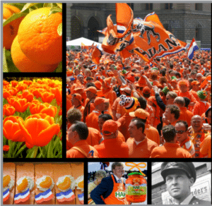 Oranje Baby!
