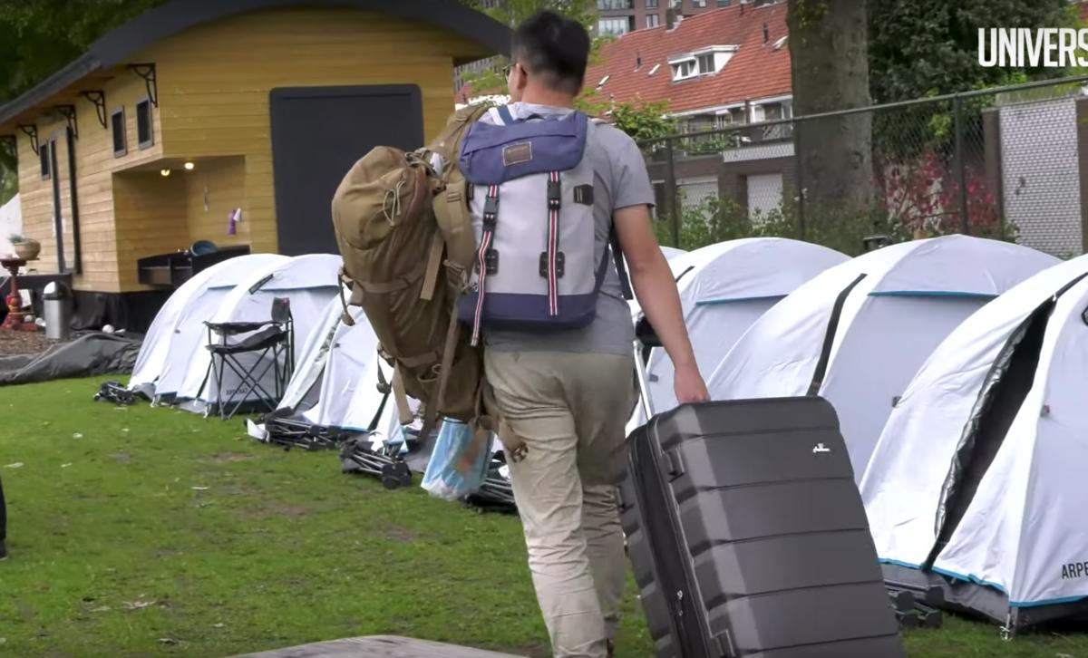tilburg summer camp for international students