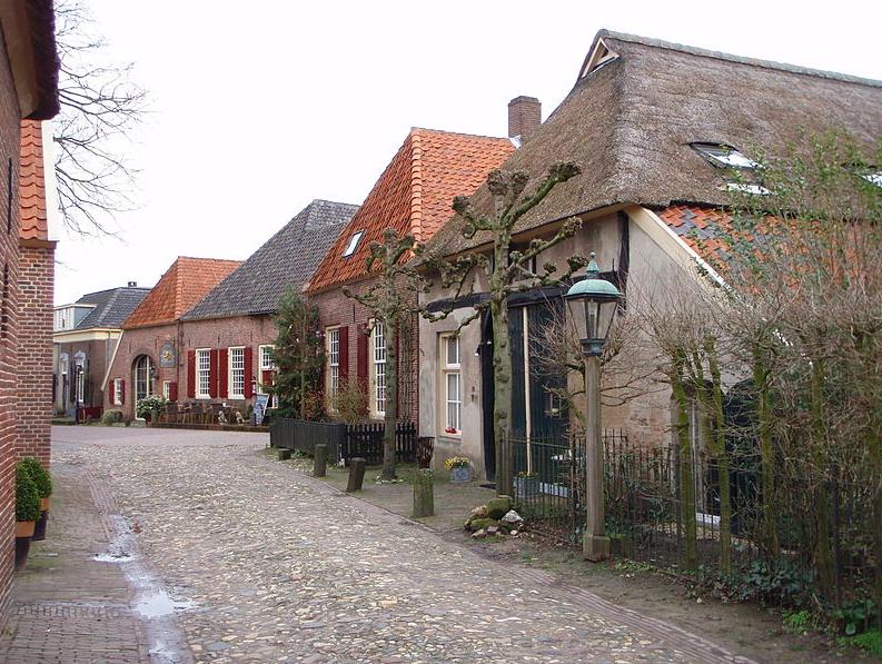 Villages in the Netherlands, Visiting Bronkhorst