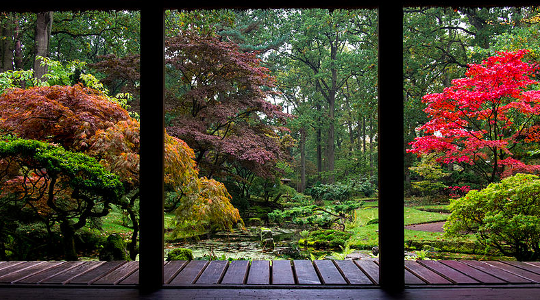 Japanese Gardens in the Hague, The Hague, The Netherlands and Japan, Japanese Gardens in the Netherlands