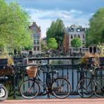 amsterdam canal bike