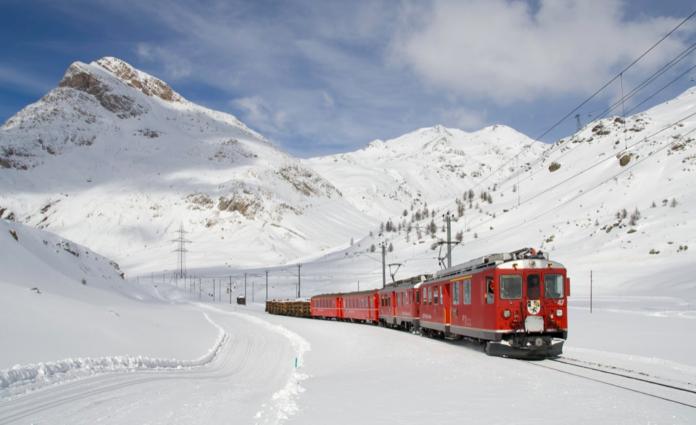 train trips netherlands winter