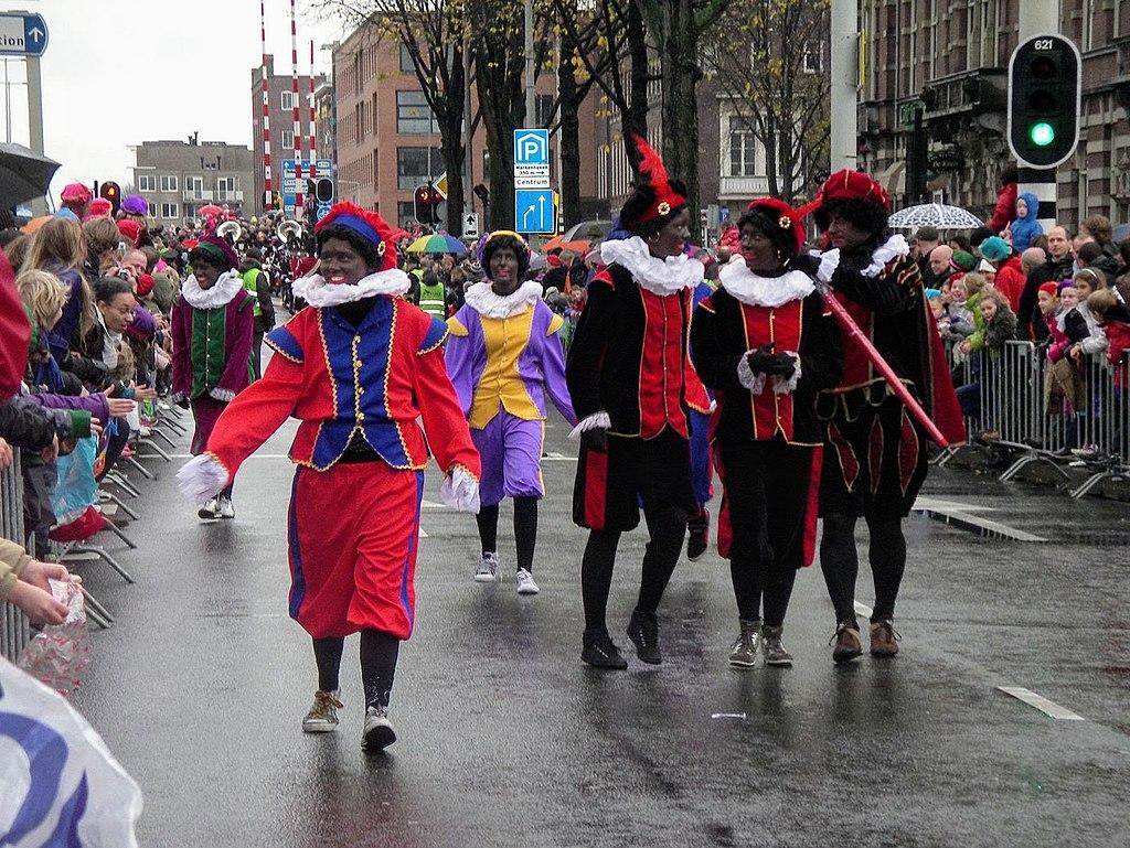 Zwarte-Piet-Parade-Amsterdam