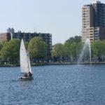 Sloterplas-lake