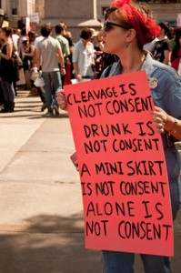 Slutwalk in London
