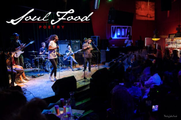 Soul Food Poetry Amsterdam