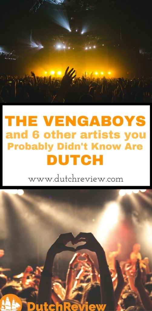 Read on to find out more about Dutch singers and artists such as the Vengaboys!