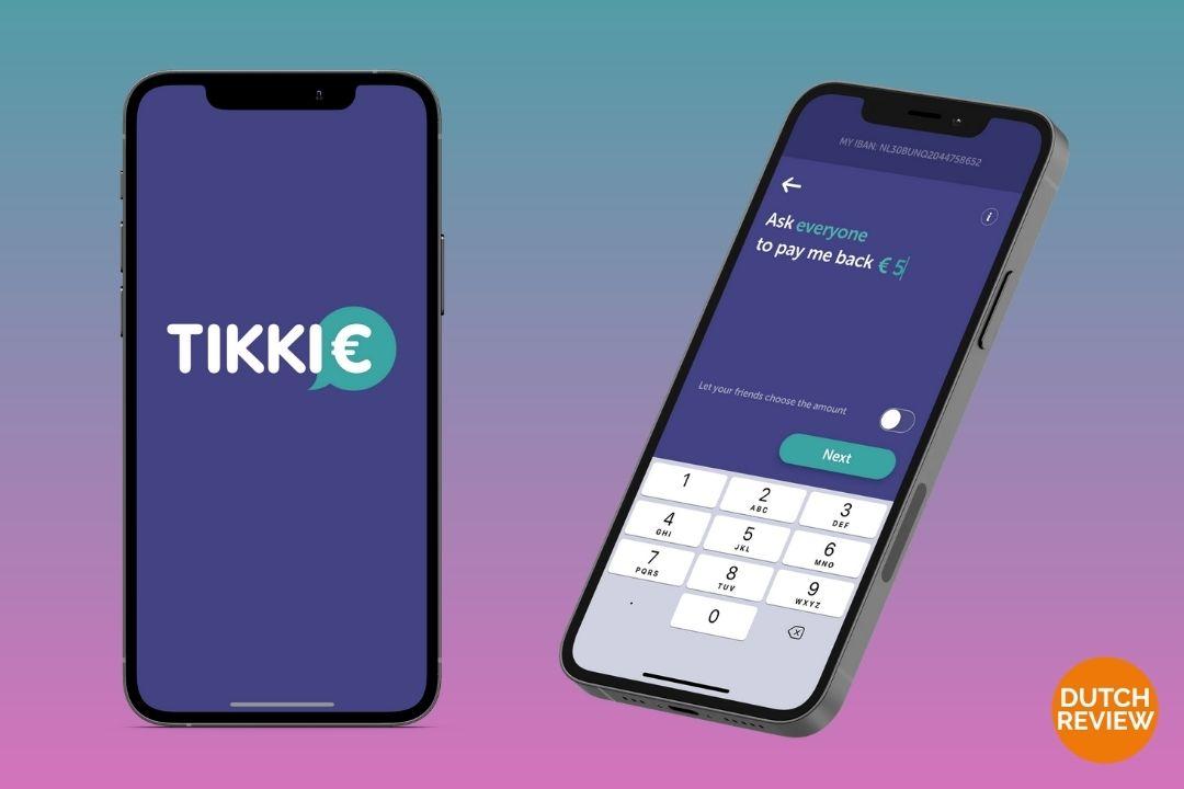 Tikkie-app-on-a-Dutch-phone
