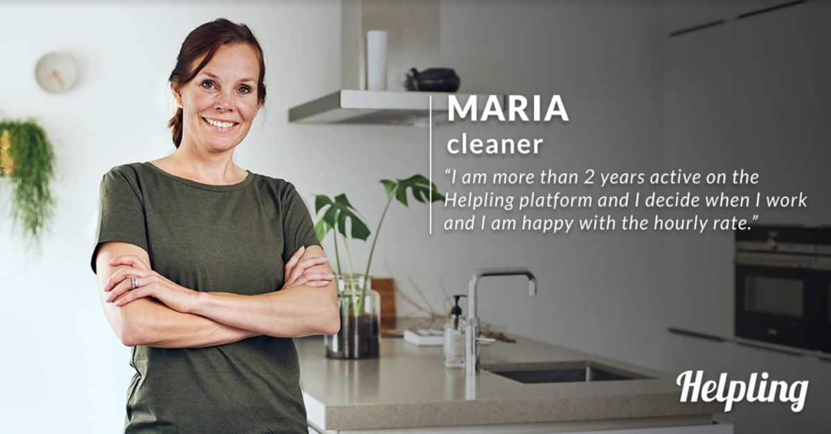 Cleaning your house in the Netherlands