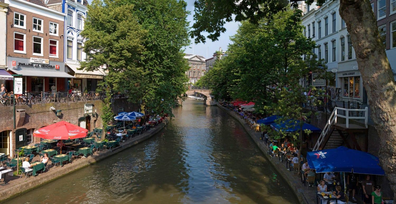 Utrecht city