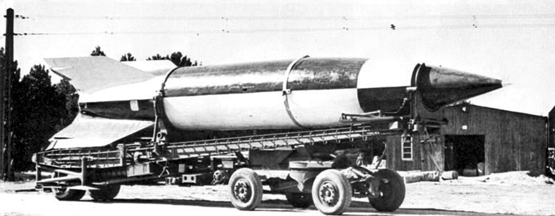 V2 rocket World war II