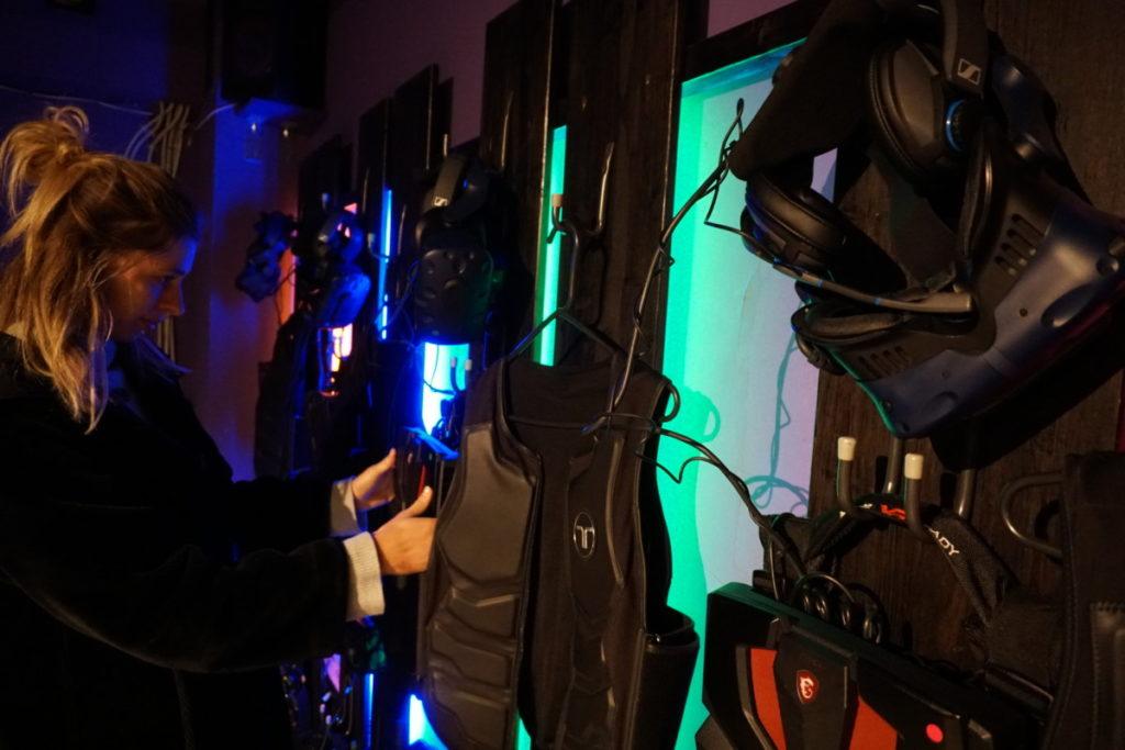 tech virtual reality