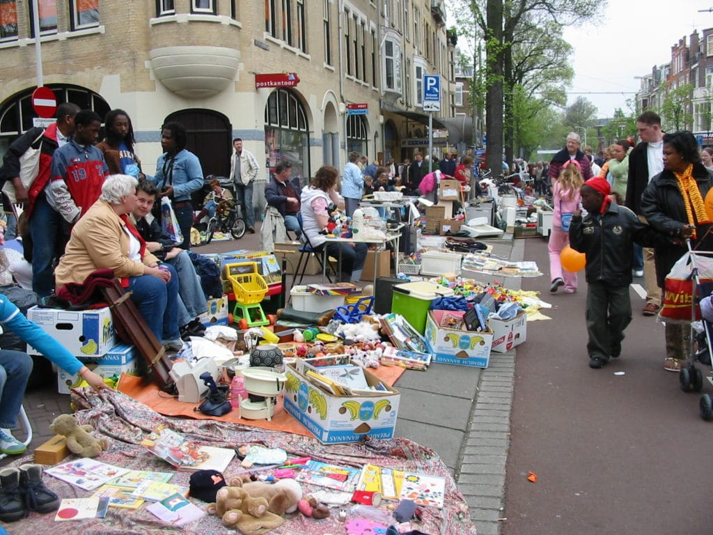 Selling your Stuff In The Netherlands