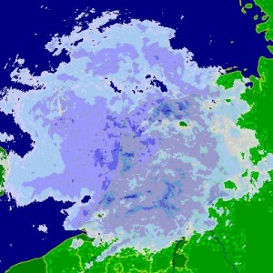 Weather report Netherlands
