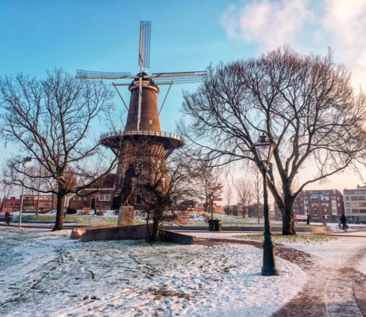 Windmills to visit in the Netherlands