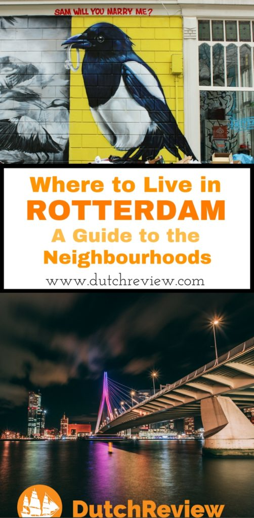 Our guide to the neighbourhoods of Rotterdam