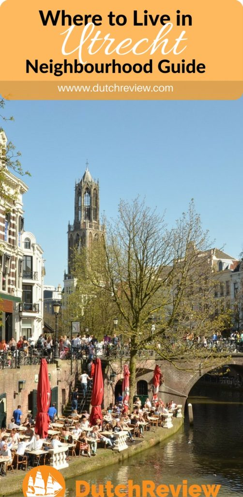 Our guide to the neighbourhoods of Utrecht