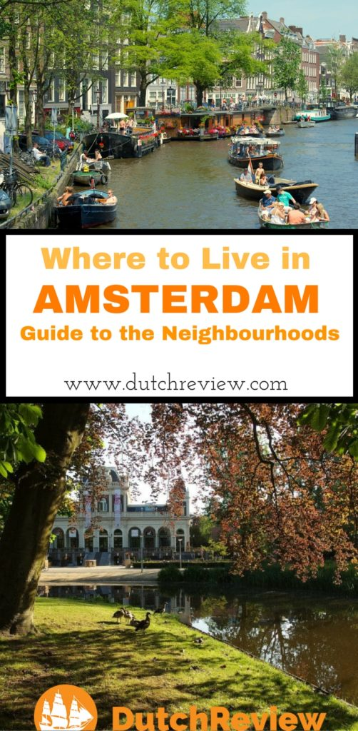 Our guide to the neighbourhoods of Amsterdam