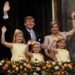 Royal family. Photo credits: Flickr/Floris Looijesteijn