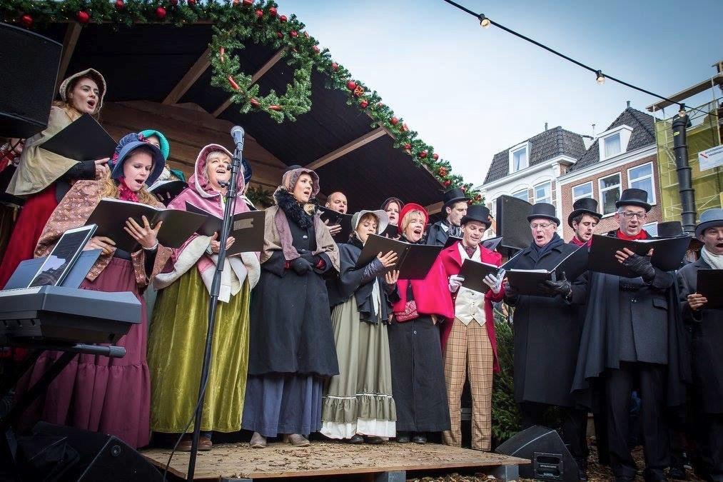 choir in Leiden