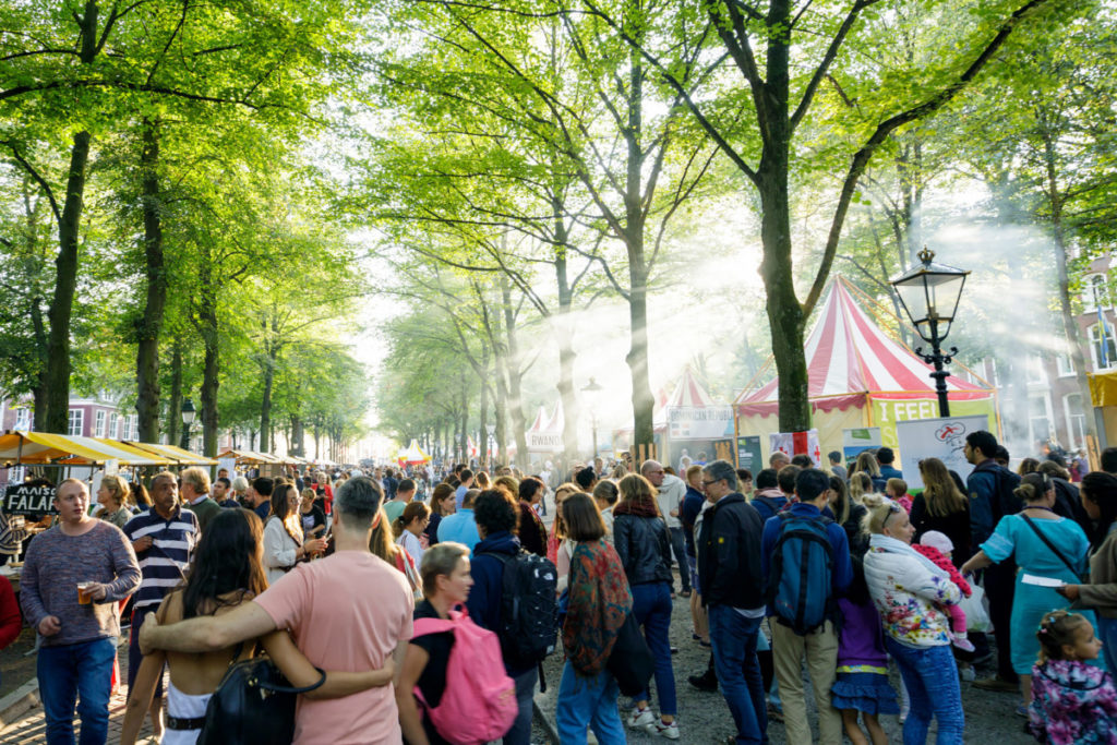 Embassy Festival in the Hague