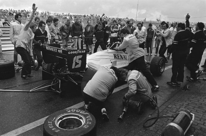Formula One in the Netherlands, Zandvoort