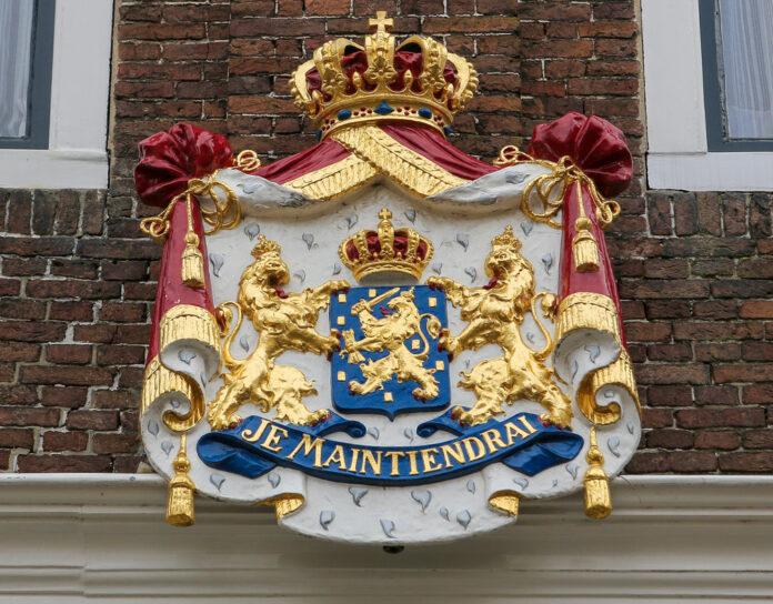 picture-of-Dutch-coat-of-arms