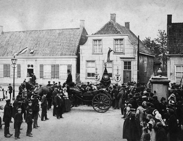 van Gogh's birthplace