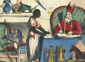 illustration-of-black-person-serving-sinterklaas-zwarte-piet