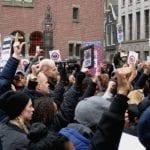 Zwarte Piet protests Black Pete