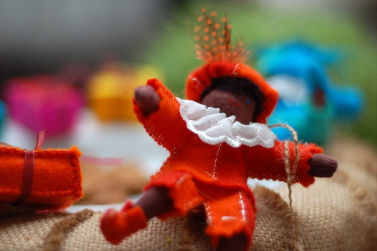 On the plus side, we can all agree that Zwarte Piet voodoo dolls are just wrong, right? source