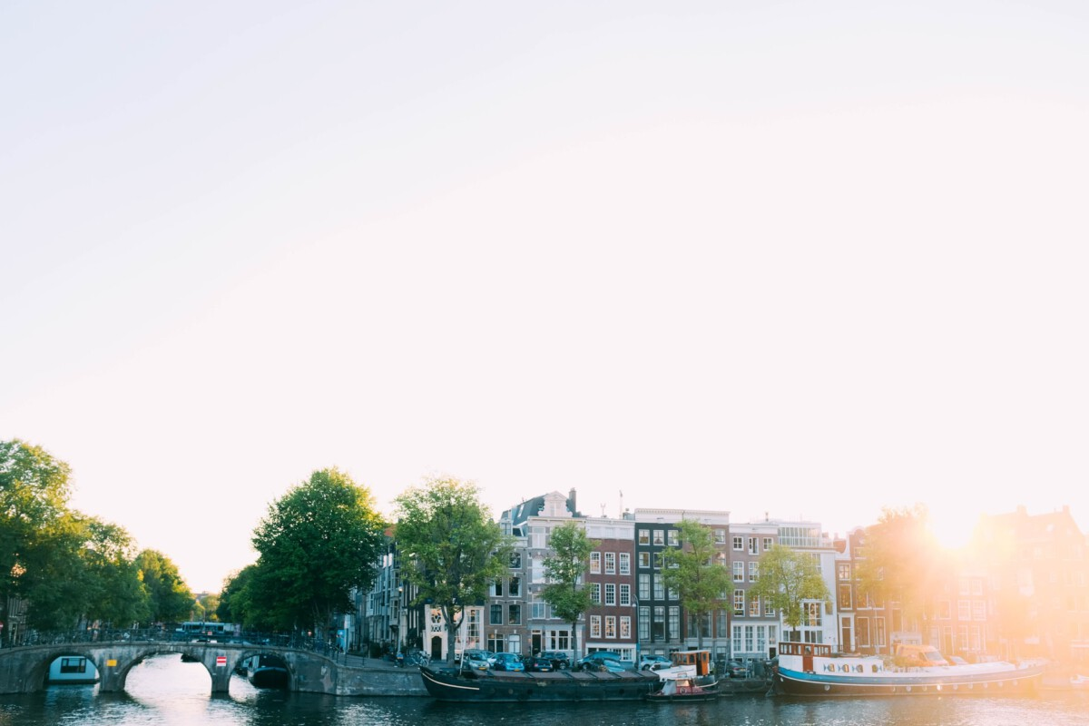photo-of-spring-in-amsterdam