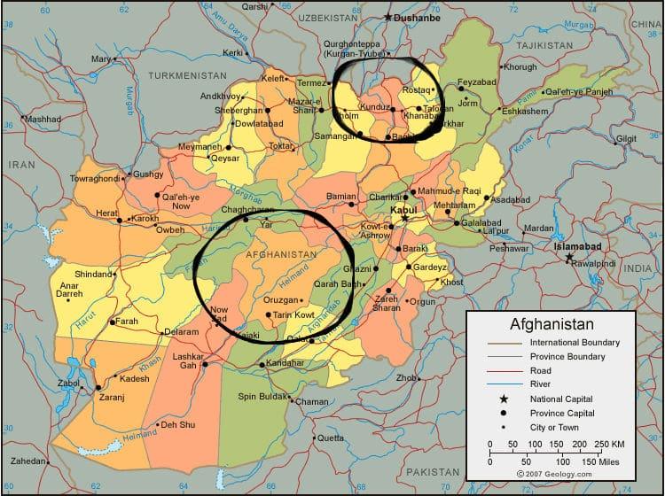 Dutch in Afghanistan