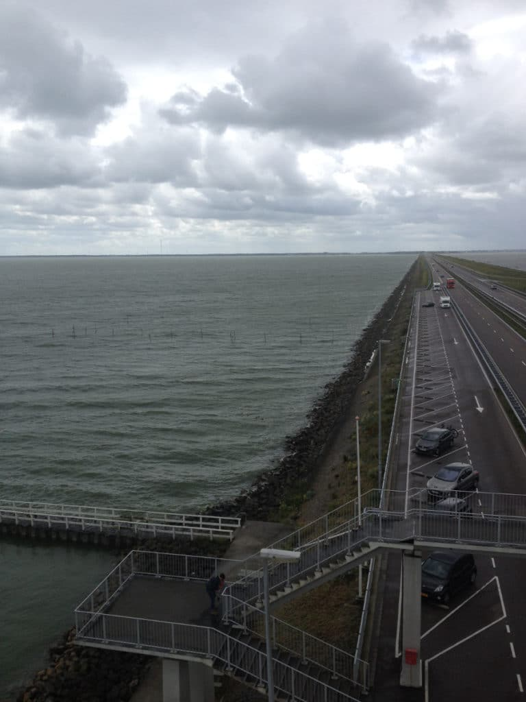 The Humble Dike And Other Feats Of Dutch Engineering