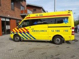 Garage Fire in Breda, Breda, Arson