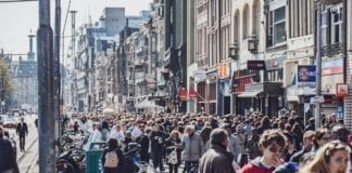 Netherlands-crowd-people