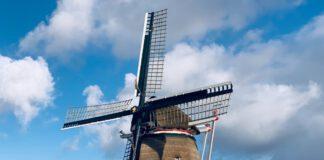 photo-of-a-dutch-windmill