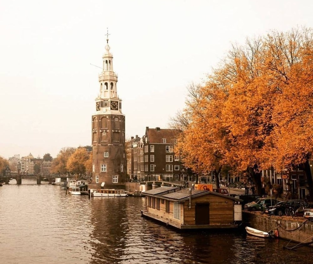 Autumn in the Netherlands