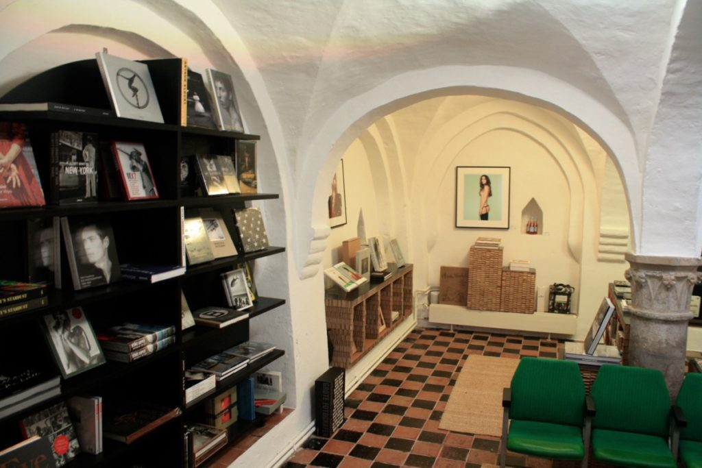 Photo-of-inside-bookshop-Leiden