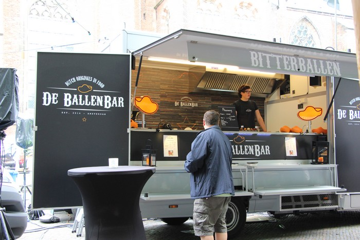 best food trucks in the Netherlands Rrrollend Leiden