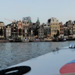 boating in Amsterdam romantic