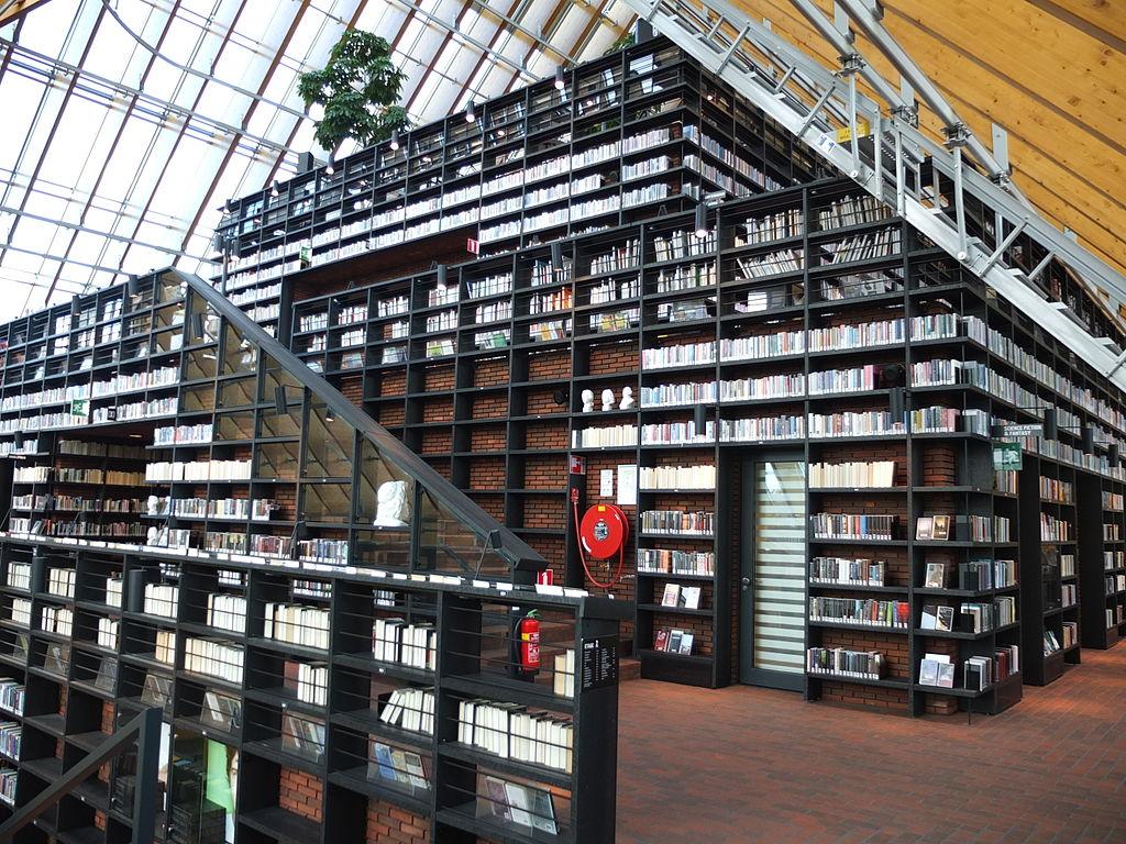 photo-of-boekenberg-library-netherlands