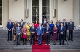 new dutch cabinet