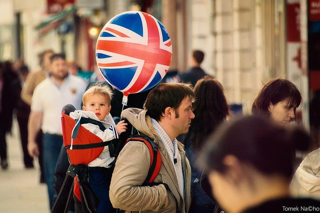 British nationals in the Netherlands